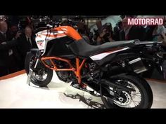 KTM 1290 Super Adventure R auf der INTERMOT 2016