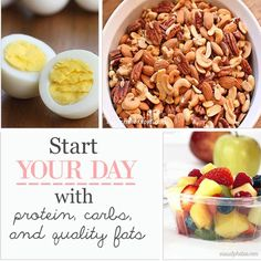 healthy tips for breakfast on the go