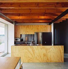 High ply kitchen