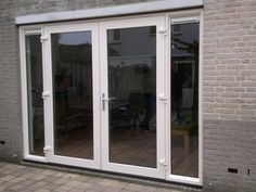 Aluminium Doors, Patio Doors, Home Remodeling, Windows, Mansions, House Styles, Gallery, Courtyards, Home