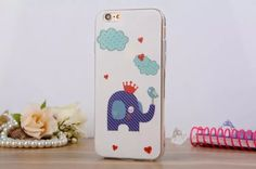 18 Style! Newest Candy Slim Soft TPU phone Cases For Apple iphone 6 Case 4.7'' Cute 3D Cartoon Case For iphone 6S 6 Back Cover