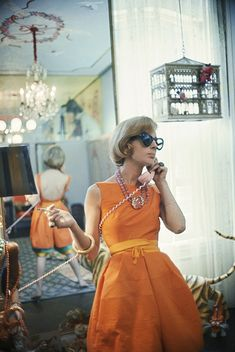 In the 1960s, photographer <b>Mark Shaw</b> captured fashion designer <b>Tiger Morse</b> as she jetted around the world on the hunt for exotic fabrics. Now, Morse's amphetamine-fueled escapades are on full-color display at Liz O'Brien's gallery in New York.