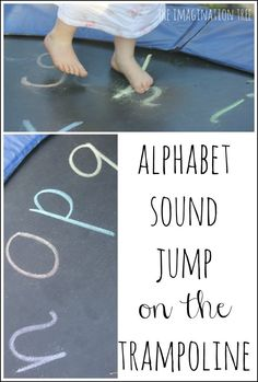 Make a fun and engaging early literacy game for kids using alphabet ping pong balls and letter tubes. Exciting, fun and adaptable for younger and older kids! Phonics Games, Alphabet Activities, Early Literacy, Activities For Kids, Ela Games, Montessori Education, Trampolines, Learning The Alphabet, Maquillaje