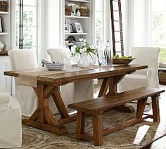 Dining Table and Chairs & Dining Tables | Pottery Barn