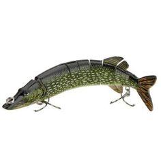 Pike Muskie Fishing Lure Swimbait
