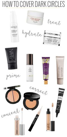 The Best Products to Cover Dark Circles