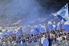 Torcida do Cruzeiro em 10/11/2013. Cruzeiro 3 x 0 Grêmio.