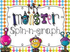 Spin N Graph FREEBIE