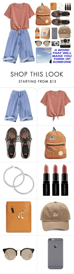 """""""// adventure and little trips are life"""" by indierock-isbae ❤ liked on Polyvore featuring ASOS, Billabong, Smashbox, Palila, MANGO and Polaroid"""
