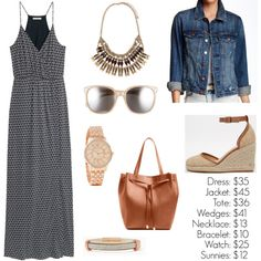Wear It For Less: Outfit Inspiration: Fall Transition