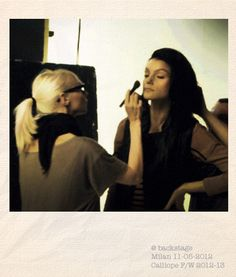 Jessica Stam & the #beauty