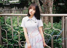 Gfriend Update Eunha & Yuju Photo Teaser Individu for 5th Mini Album repackage 'Rainbow'  04092017 Cr: twitter