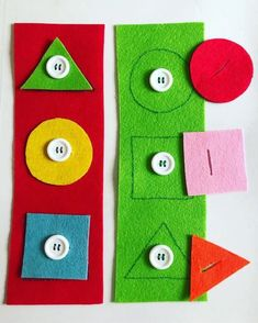 Preschool New activity for working with geometric figures and fine motor skills . - Preschool New activity to work with geometric figures and fine motor skills … – In the first mo - Motor Skills Activities, Preschool Learning Activities, Infant Activities, Fine Motor Skills, Preschool Activities, Kids Learning, Educational Activities, Kids Education, Education Quotes