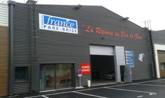 Réparation d'impact, remplacement de pare brise cassé fissuré - France Pare Brise à Le Mans (72000) - Informations du centre