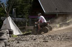 Quad parcour at Katschberg Quad, Monster Trucks, Holiday, Summer, Ski Trips, Winter Vacations, Summer Vacations, Family Activity Holidays, Tourism