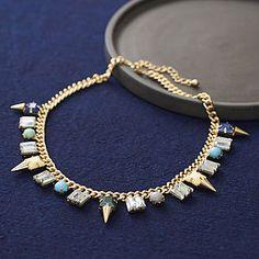 Statement Resin Stone Necklace - women's jewellery