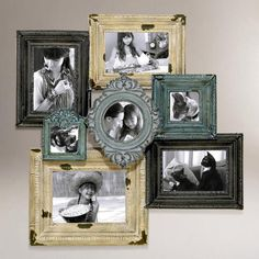 One of my favorite discoveries at WorldMarket.com: Esme Multi-Frame
