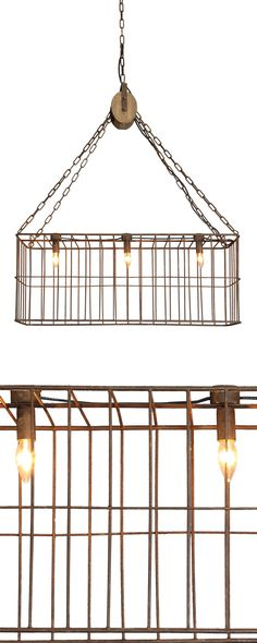 The Rogue Mountain Chandelier sets a pace and tone that's just about perfect for a low-key space. In a mountain home or urban loft, its charming rustic-farmhouse look sports a bit of industrial lore, b...  Find the Rogue Mountain Chandelier, as seen in the Farmhouse Along the Fjords Collection at http://dotandbo.com/collections/farmhouse-along-the-fjords?utm_source=pinterest&utm_medium=organic&db_sku=114902