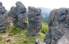 Rezervatia 12 Apostoli, Muntii Calimani Turism Romania, Haiti, Mount Rushmore, To Go, Mountains, Country, Travel, Outdoor, Romania