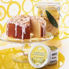 Citrusy Angel Food Cake Recipe - Tasha Prysi | Food & Wine