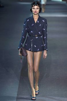 Louis Vuitton Fall 2013 Ready-to-Wear Fashion Show - Magdalena Frackowiak