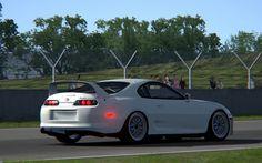 Assetto Corsa - Toyota TRD Supra Turbo - Silverstone