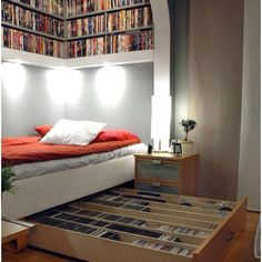 Book bedroom