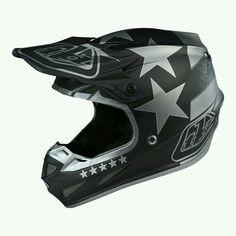 Troy Lee Designs 2018 Composite Freedom Black Helmet at MXstore 9c40c0d4618