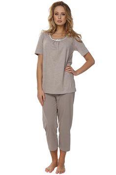 0c0ec17709ccc Italian Fashion Marianna Pyjamas Short Sleeve   3 4 Bottom  nightwear      OtherEden