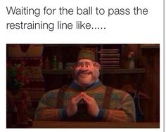 Waiting for the ball to pass the restraining line like... #lax #lacrosse