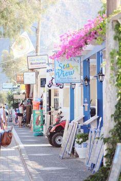 Santorini, Grecia de La V.L.