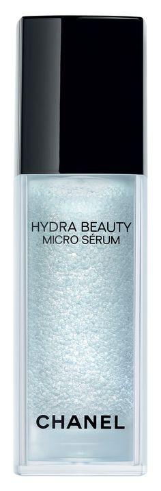 Le meilleur soin du visage hydratant : Micro Sérum Hydra Beauty, Chanel - Les meilleurs produits de beauté de l'année 2015 sont… - Elle