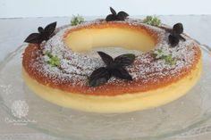 PASTEL DE QUESO Y CHOCOLATE BLANCO, ESTILO JAPONÉS - Carmina en la Cocina