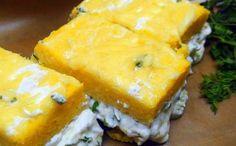Полента с сыром - пошаговый кулинарный рецепт с фото на Повар.ру