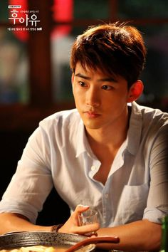 Taecyeon ♡ #2PM ... Who are you drama, soo good