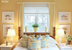 Betsy Speert's Seaside Cottage Bedroom Designs   Beach House Guest Room