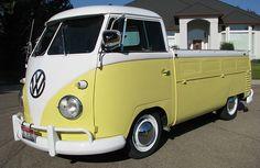 1960 VW Single Cab Pickup