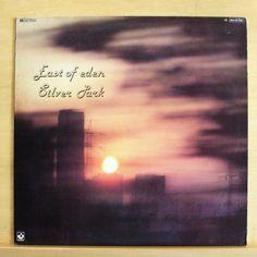 EAST OF EDEN - Silver Park - Vinyl LP Low Moan Burnin` Bad Weather Road Work RAR
