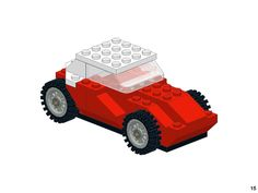 Website with free Lego directions. We are going to do some of the duplo ones.