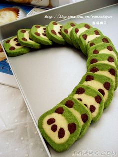 panda green tea cake, I think we need to figure this one out