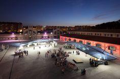 Andrés Jaque Architects > Escaravox, Madrid