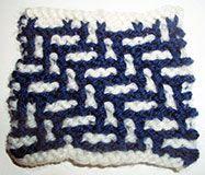 Mosaic Knitting (tutorial)