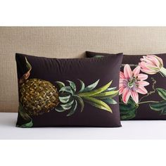 Check out this item at One Kings Lane! S/2 Collector Pillowcases