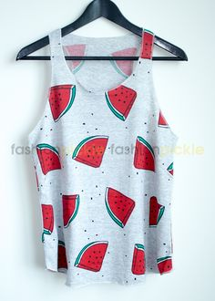 Watermelon Summer Tank