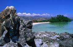 Timor-Leste Number of Visitors: 78,000 Location: Southeast Asia's Timor-Leste is mostly surrounded by islands you haven't heard of. Timor-Leste encompasses the eastern part of Timor island, which sits roughly 1,250 miles north of the coast of Australia.