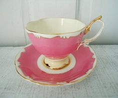 I may possibly need an ultra-girly tea set for my ultra girly tea parties with my ladies. In my lady den.