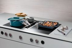 BORA Professional Extractor Hob | High Performance Hob with Integrated Extraction | Quiet | Simple to Clean | No Cooking Smells #bora #hobs #germanengineering #kitchens