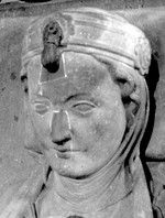 Matilda of England (also called Maud; 1156 – 28 June 1189) was the eldest daughter of Henry II of England and Eleanor of Aquitaine.