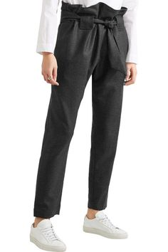 Kung Fu tapered wool pants | VIVIENNE WESTWOOD ANGLOMANIA | Sale up to 70% off | THE OUTNET
