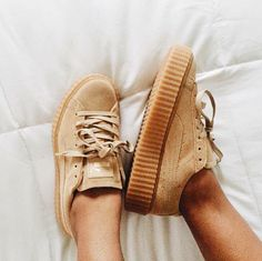 Need Them . Puma Rihanna Creepers